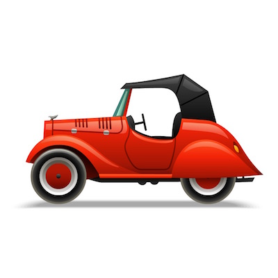 Cars Free iOS Sticker Messages Pack.