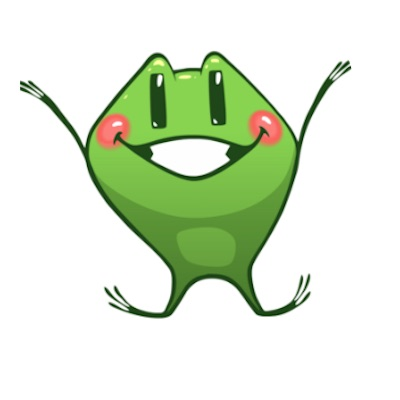 frog sticker messages pack free for ios