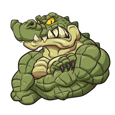 Gator Free iOS Sticker Messages Pack.jpg