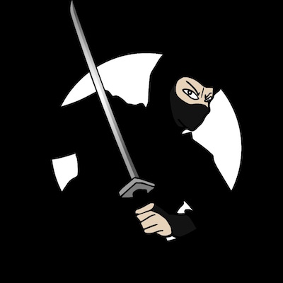 ninja stickers for iOS messages