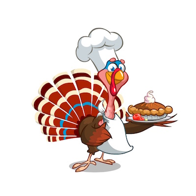 thanksgiving stickers for iOS messages
