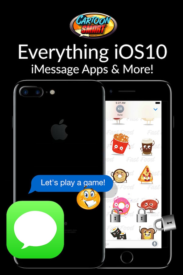 everything iOS10 - Tutorials for iMessage Apps