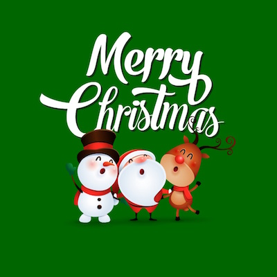 merry christmas stickers for iOS 10 message apps