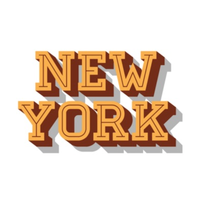 new york city stickers free for iOS messages